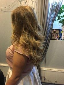 Стрижка женская модельная 4-я длина волос